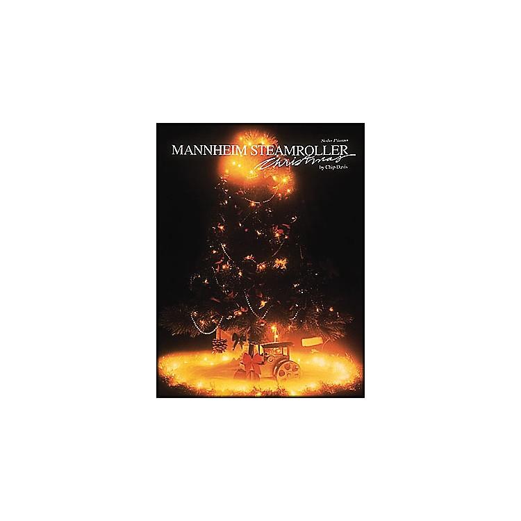 Hal LeonardMannheim Steamroller - Christmas Piano Solos