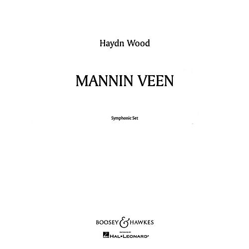 Boosey and Hawkes Mannin Veen (Dear Isle of Man) (A Manx Tone Poem) Concert Band Composed by Haydn Wood-thumbnail