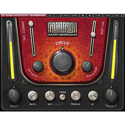 Waves Manny Marroquin Distortion Native/SG Software Download
