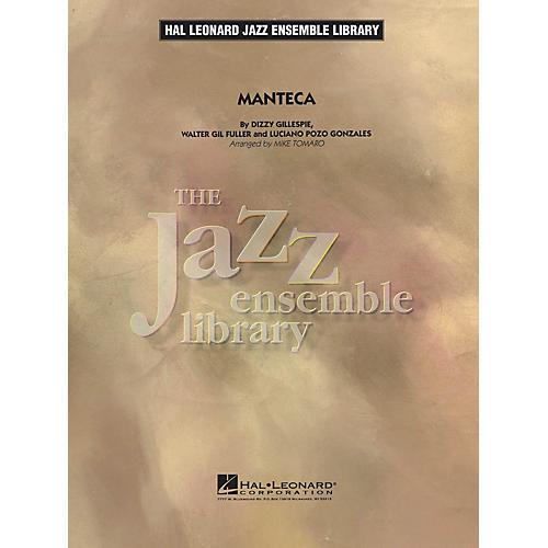 Hal Leonard Manteca Jazz Band Level 4 Arranged by Mike Tomaro-thumbnail