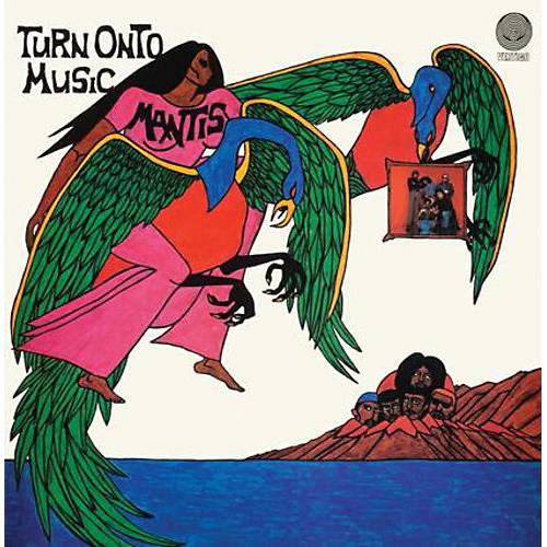 Alliance Mantis - Turn Onto Music