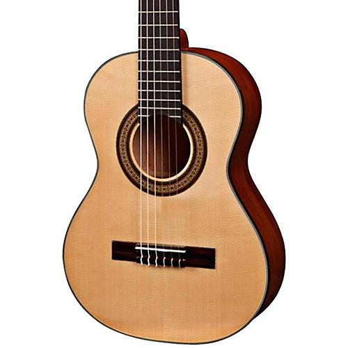 Manuel Rodriguez Manuel Rodriguez Cabellero 8S Solid top Classical Guitar Natural Cadete (3/4) size