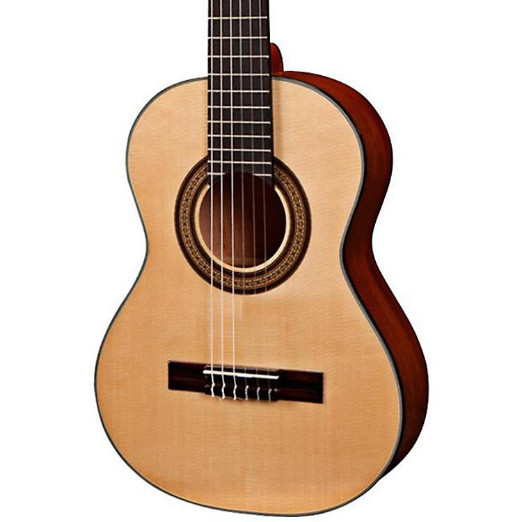 Manuel RodriguezManuel Rodriguez Cabellero 8S Solid top Classical GuitarNaturalCadete (3/4) size