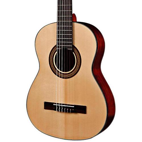 Manuel Rodriguez Manuel Rodriguez Cabellero 8S Solid top Classical Guitar Natural Senorita (7/8) size