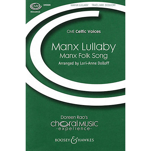 Boosey and Hawkes Manx Lullaby (Unison Treble) UNIS arranged by Lori-Anne Dolloff-thumbnail
