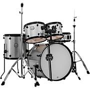 Mapex Voyager Jazz 5-Piece Drum Set with Black Hardware Crystal Sparkle
