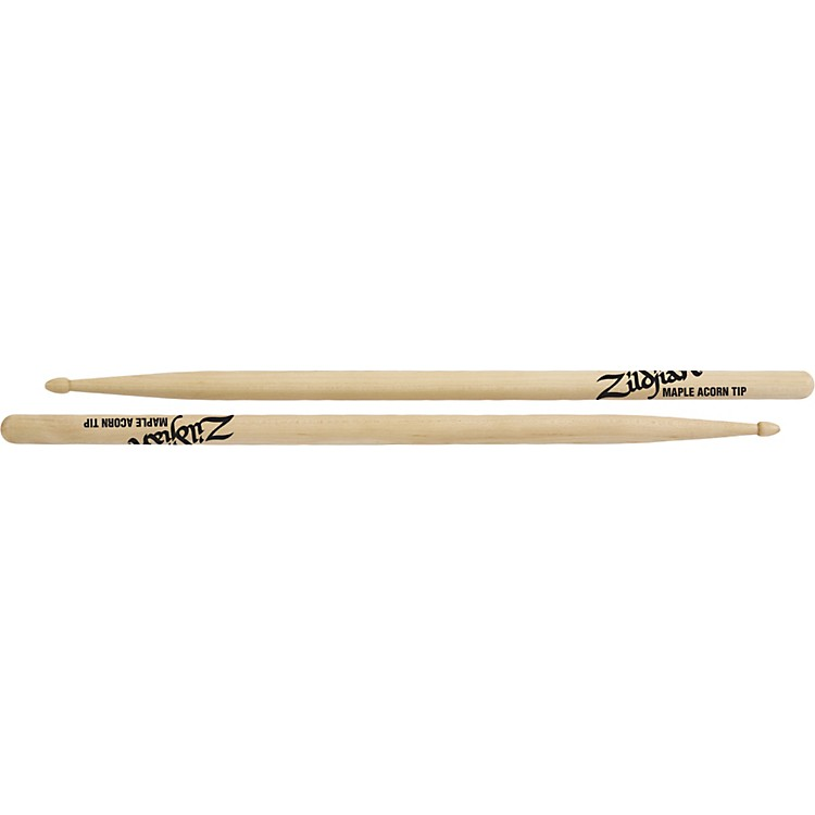 ZildjianMaple Acorn Wood Tip Drumsticks