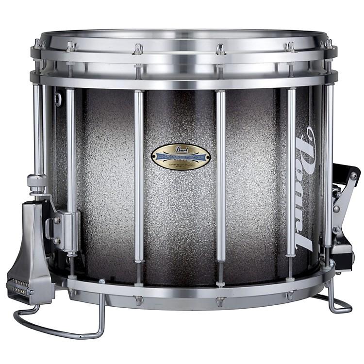 PearlMaple CarbonCore FFX Snare DrumBlack Silver Burst13x11