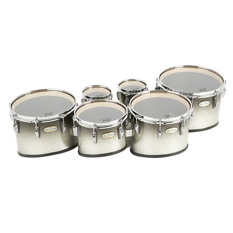 PearlMaple CarbonCore Marching Tenors Sonic Cut (Drums & Spacers Only)