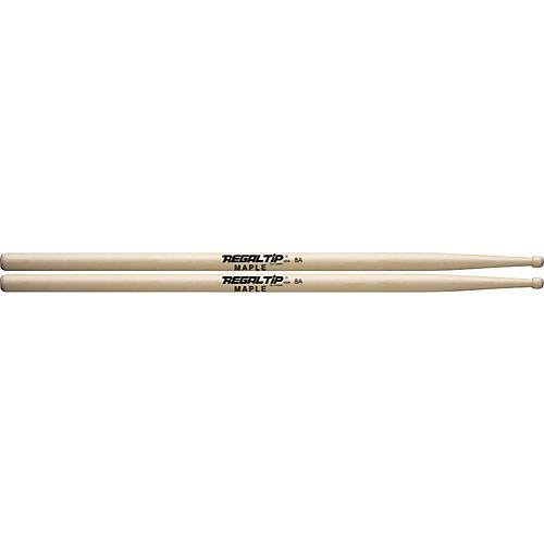 Regal Tip Maple Drumsticks 8A