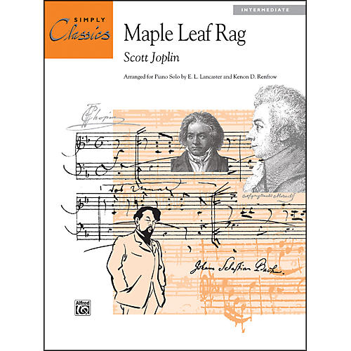 Alfred Maple Leaf Rag-thumbnail