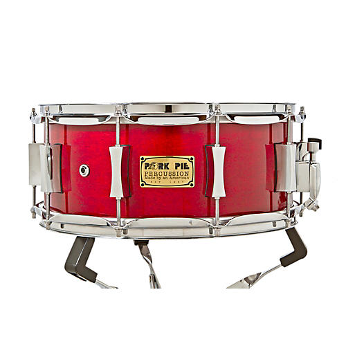 Pork Pie Maple/Rosewood Snare Drum