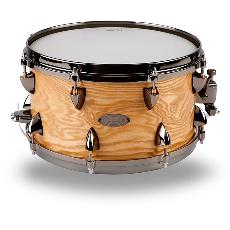 Orange County Drum & Percussion Maple Snare 7x13, Natural Ash Natural Ash