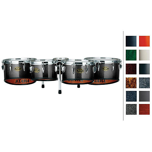 Tama Marching Maple Tenor Quint Gray Pewter 6
