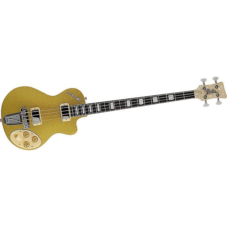 ItaliaMaranello Electric Bass GuitarBlue Sparkle