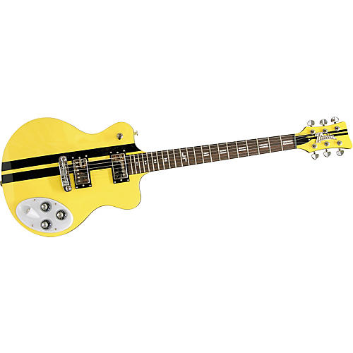 Italia Maranello SP Electric Guitar Yellow