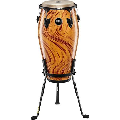 Meinl Marathon Designer Series Quinto Conga Drum AMBER FLAME 11 inch