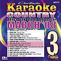 Chartbuster Karaoke March 08 Country Hits Karaoke CD+G  Thumbnail