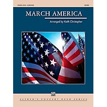 Alfred March America Concert Band Grade 3 (Medium)