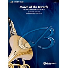 Alfred March of the Dwarfs Concert Band Grade 3 Set