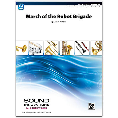 Alfred March of the Robot Brigade 1 (Very Easy)