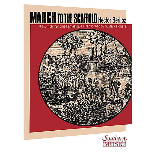 Southern March to the Scaffold Concert Band Level 4 Arranged by R. Mark Rogers-thumbnail