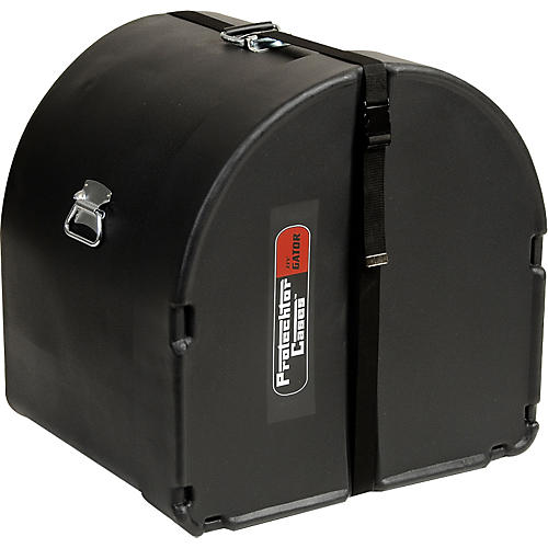 XL Specialty Percussion Marching Bass Drum Case 24 x 14 in.