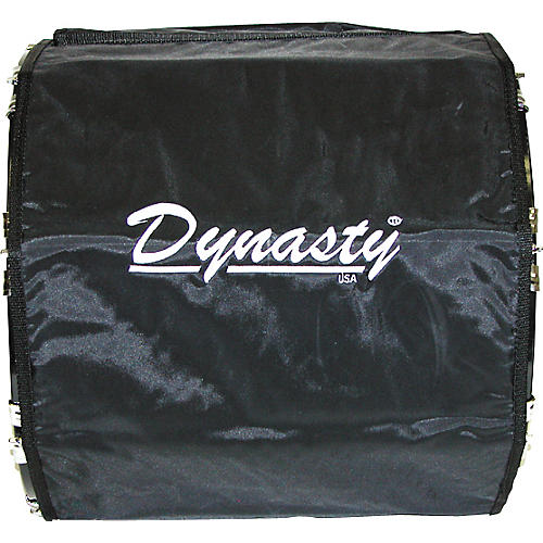 Dynasty Marching Bass Drum Covers 24 in. Cover