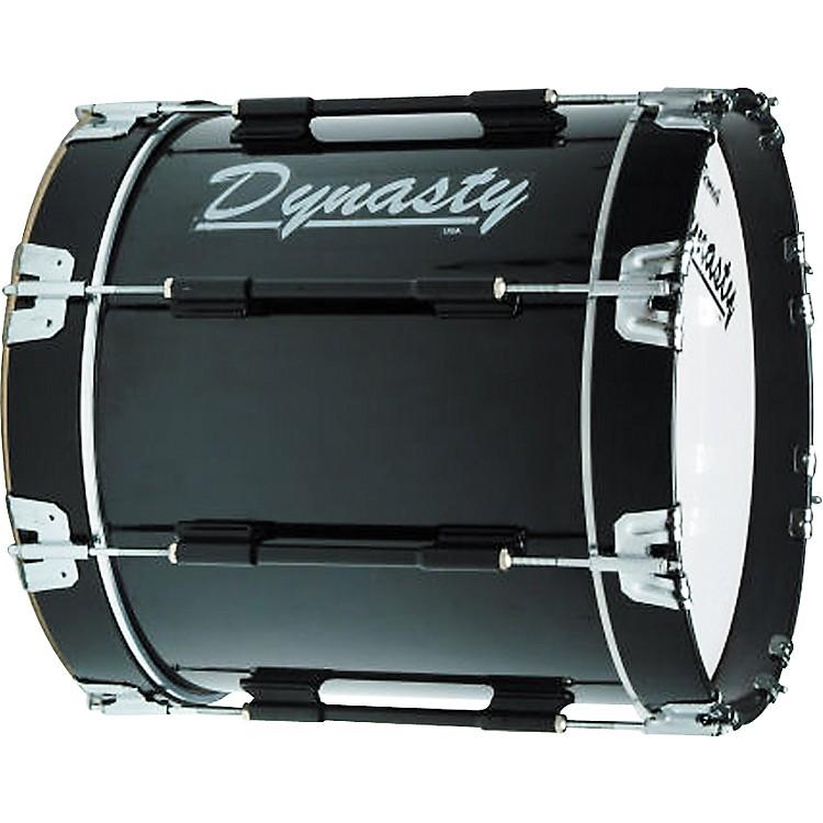 DynastyMarching Bass DrumsBlue26 inch