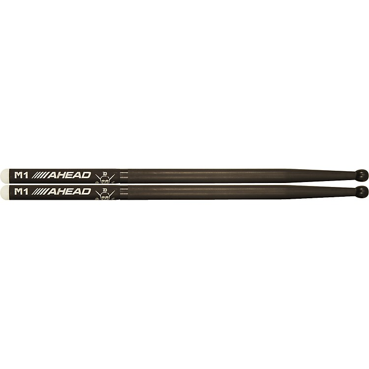 Ahead Marching Drum Sticks M1: 16 1/4 Inches Long