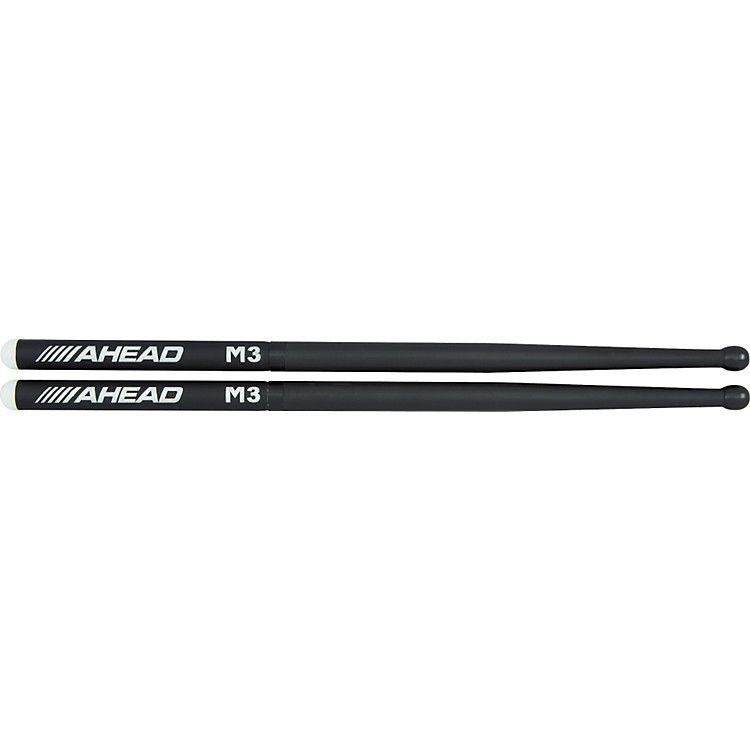 Ahead Marching Drum Sticks M3: 17 Inches Long