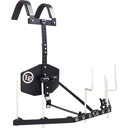 LP Marching Percussion Rack