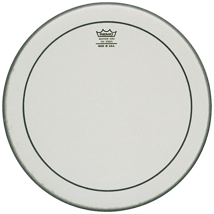 RemoMarching Pinstripe Drumhead14 Inch