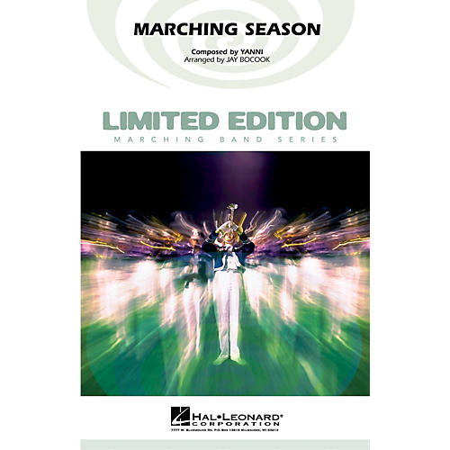 Hal Leonard Marching Season Marching Band Level 5 Arranged by Jay Bocook-thumbnail
