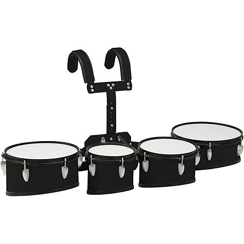 sound percussion labs marching tenor drum with carrier musician 39 s friend. Black Bedroom Furniture Sets. Home Design Ideas