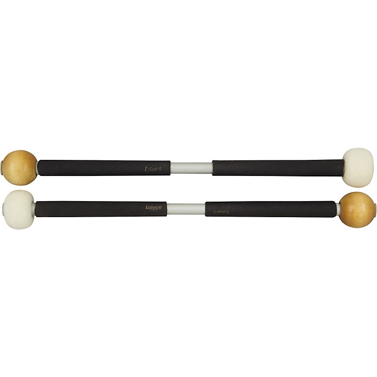 LudwigMarching Tom Mallets with Aluminum Shaft