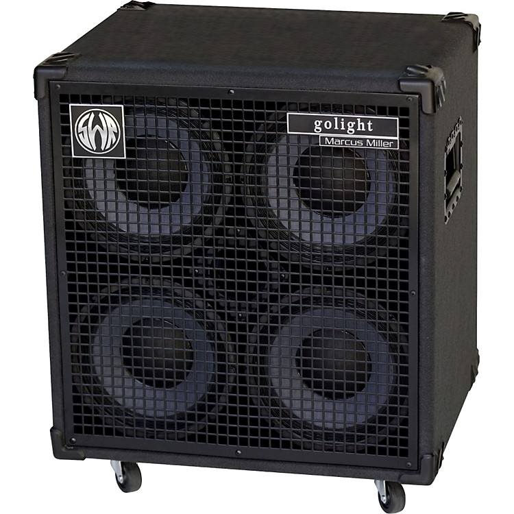 SWRMarcus Miller golight 4x10 Bass Speaker Cabinet