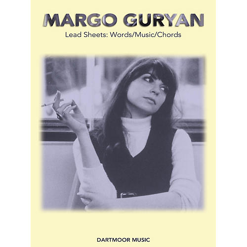 Dartmoor Music Margo Guryan Songbook Lead Sheets: Melody line, lyrics and chord symbols Series Softcover by Margo Guryan-thumbnail