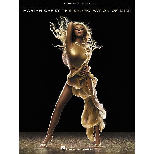 Hal Leonard Mariah Carey - The Emancipation of Mimi Piano, Vocal, Guitar Songbook