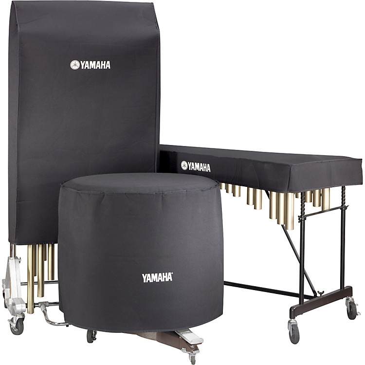 Yamaha Marimba Drop Cover for YM-6100 Black