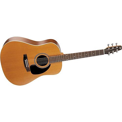 Seagull Maritime Cedar Gloss Dreadnought Acoustic Guitar-thumbnail