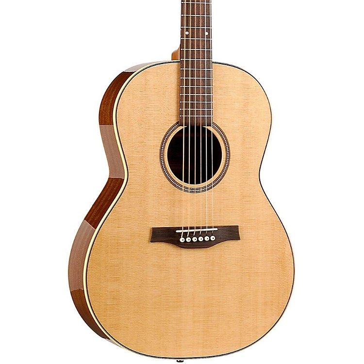 SeagullMaritime SWS Folk High Gloss Acoustic GuitarNatural