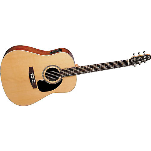 Seagull Maritime Series Dreadnought Element EQ Acoustic-Electric Guitar-thumbnail