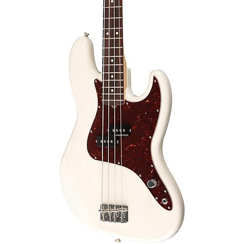 Fender Mark Hoppus Signature Bass Guitar White Blonde