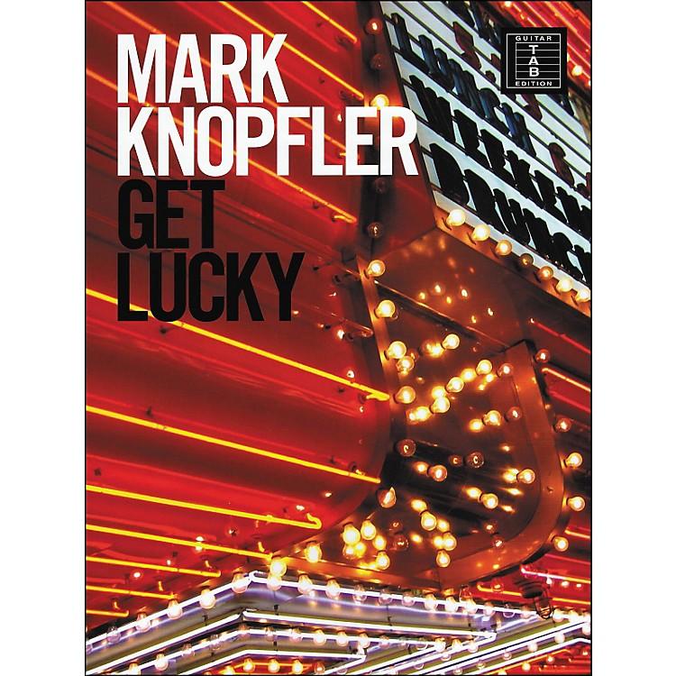 Hal LeonardMark Knopfler - Get Lucky Tab Book