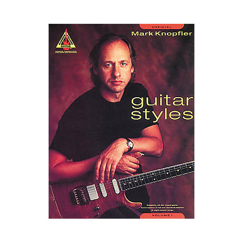 Hal Leonard Mark Knopfler Guitar Styles Volume 1 Tab Songbook