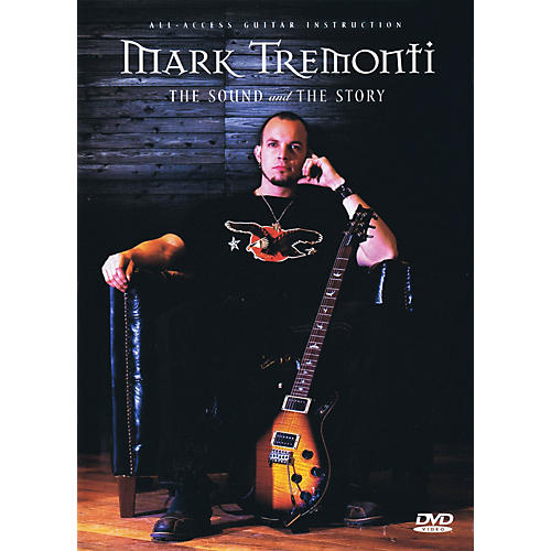 Fret12 Mark Tremonti: The Sound And The Story - Guitar Instructional/documentary Dvd (pal Ed.) Instructional/Guitar/DVD DVD by Mark Tremonti-thumbnail