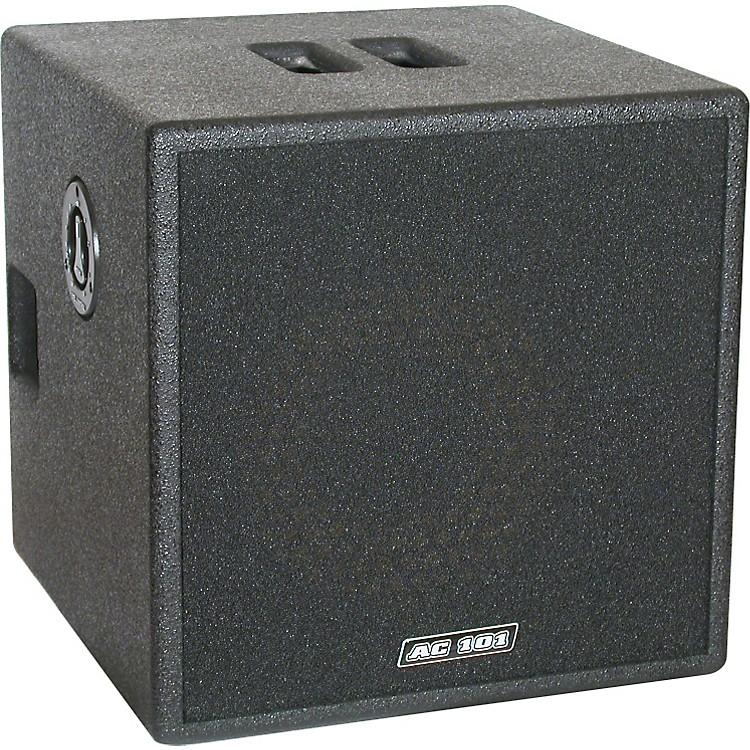 MarkbassMarkacoustic AC 101 CAB 200W 1x10 Acoustic Speaker CabinetBlack8 Ohms