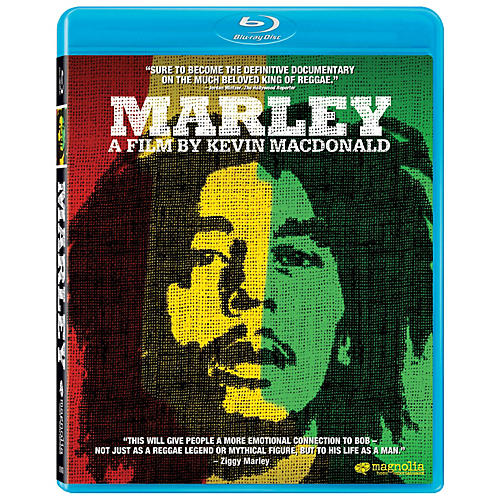 Magnolia Home Entertainment Marley (Blu-Ray Disc) Magnolia Films Series DVD Performed by Bob Marley