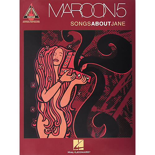 Hal Leonard Maroon5 - Songs About Jane Book-thumbnail